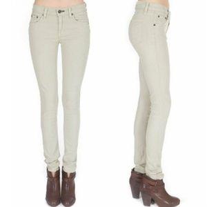 Rag & Bone skinny dusk jeans
